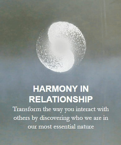 harmony in relationships living from a place of surrender