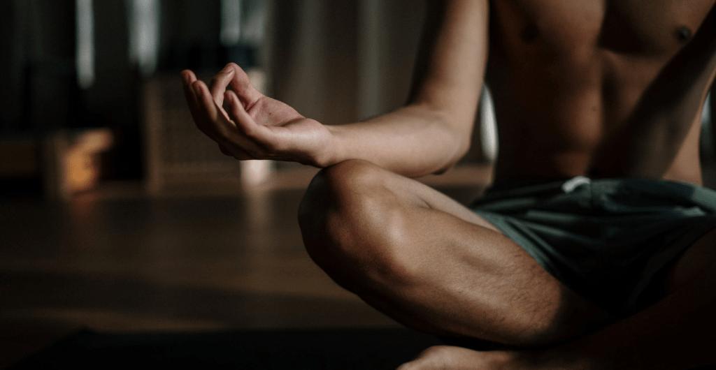 Step 2: Start meditation