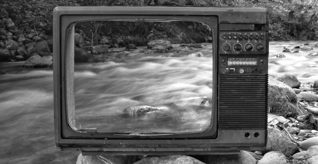 The television technique