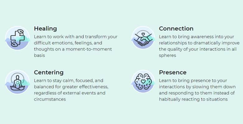 Benefits the power of awareness banner