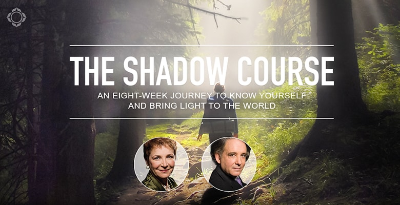 the shadow course by caroline myss and andrew harvey banner