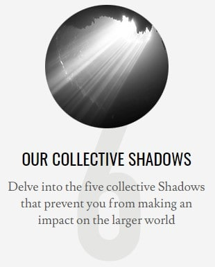 benefits the shadow course by caroline myss and andrew harvey 6